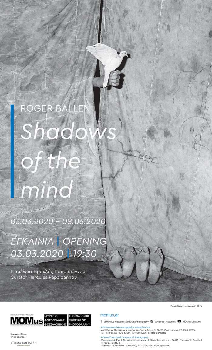Roger Ballen. Shadows of the mind
